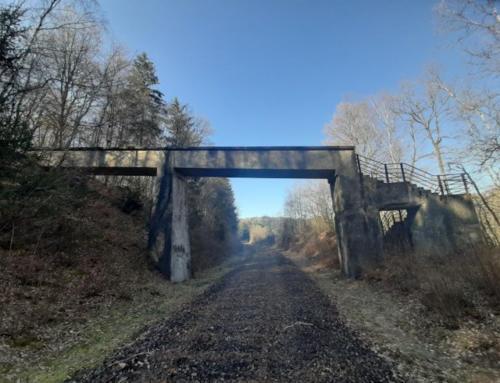 """""""Himmelsbrücke"""" in Nohfelden"""