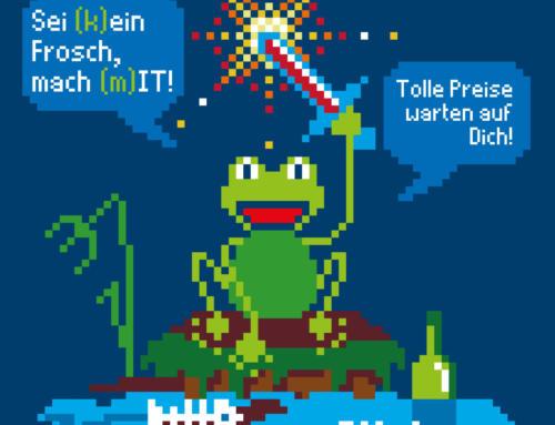 """IT-Kreativwettbewerb rund ums Thema """"Abfallvermeidung"""""""